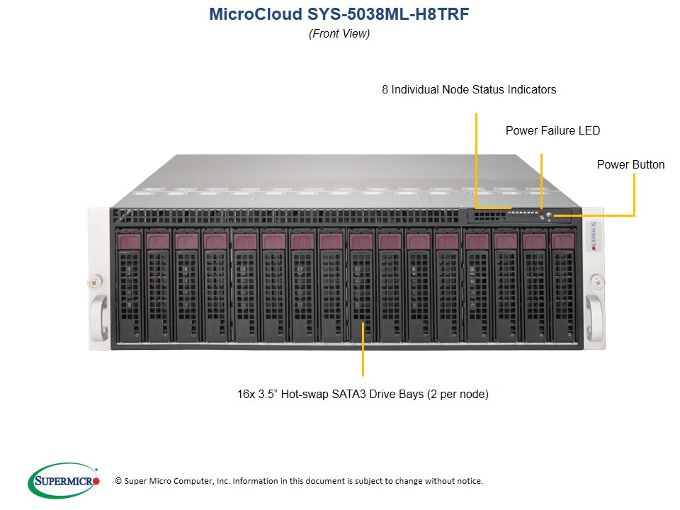 SYS-5038ML-H8TRF